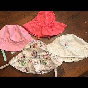 Other - Bundle of Summer Hats